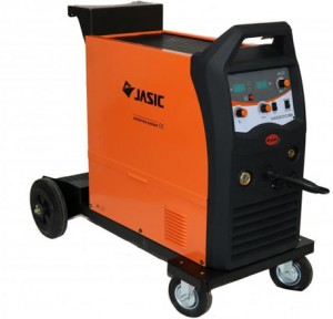 poza Aparat de sudura MIG-MAG tip invertor JASIC MIG 200 (N268)