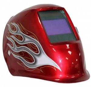 poza Masca de sudura cu cristale lichide 4 Senzori Intensiv RED XL