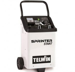 poza Robot TELWIN SPRINTER 6000 START