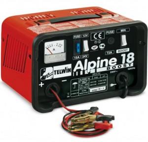 poza Redresor auto Telwin Alpine 18 Boost