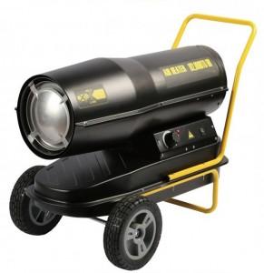poza Tun de caldura pe motorina cu ardere directa Intensiv PRO 50kW Diesel