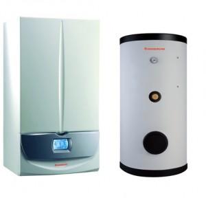 poza Pachet centrala termica Immergas Victrix Superior 32 X 2 ERP cu boiler Immergas UB INOXSTOR 300 ERP - 300 litri