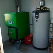 Lucrare instalatii termcie si sanitare vila Magurele. Poza 51
