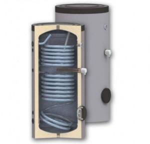 poza Boiler cu doua serpentine Woody SON 1000 litri