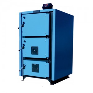 poza Centrala termica pe lemne Thermostal MCL 70 - 81 kW