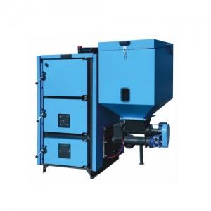 poza Centrala termica pe peleti Thermostal MCL BIO 70 - 81 kW