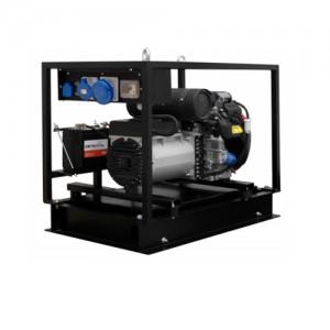 poza Generator AGT 12501 HSBE motor HONDA