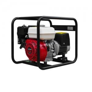 poza Generator AGT 3501 HSB SE motor HONDA GX200 LP