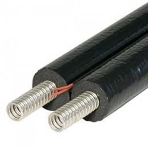 poza Teava gofrata dubla cu cablu pentru automatizare