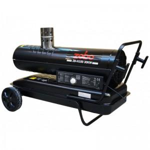 poza Tun de aer cald Zobo ZB-H100, ardere indirecta, 30kW