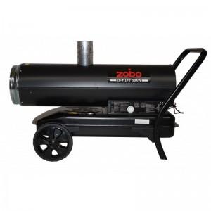 poza Tun de aer cald Zobo ZB-H170, ardere indirecta, 50 kw