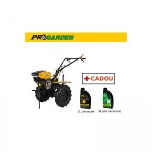 poza Pachet Motosapa ProGARDEN HS 1100D + Cadou 2l ulei motor si 3l ulei transmisie