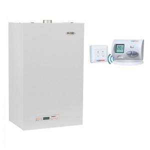 poza Cadou termostat la centrala termica Motan Sigma 24 Erp  24 kw