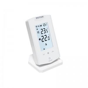 poza Termostat de ambient programabil cu control prin internet Motan HT500 SET