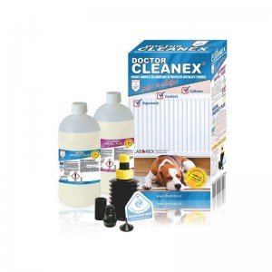 poza Pachet intretinere instalatie incalzire cu calorifere Chemstal DOCTOR CLEANEX