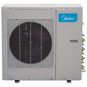 poza Pompa de caldura Aer-Apa Midea AGT-MGC-V7W - 8 kW