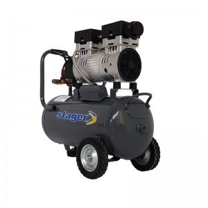Poza Compresor de aer StagerHM24JW-0.75 24L 8 BAR, 165 litri/min. Poza 7369