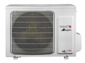 Poza Aparat aer conditionat Yamato Alpin 9000 Btu YW09IG5, Kit instalare inclus, Wi-fi. Poza 7375