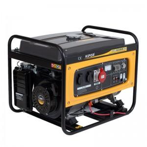 poza Generator Kipor KGE 6500 E3