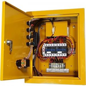 Poza Generator open frame Stager FD 3600E + ATS. Poza 7455