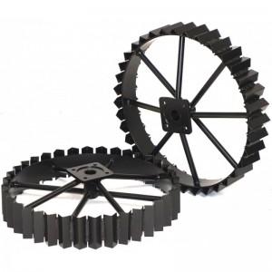 poza Roti metalice pentru  motocultor BT
