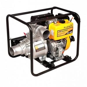 poza Motopompa Progarden PD40E, diesel, 4
