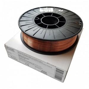 poza Sarma sudura MIG/MAG 5Kg/D200-Spool 0.8mm ER70S-6