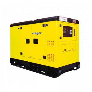 poza Generator Stager YDY138S3, diesel
