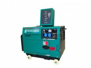 poza Generator insonorizat Green Field LDG6500S 5.5 KVA