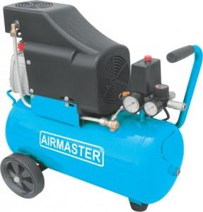 poza Compresor cu piston coaxial Airmaster 8bar 24L