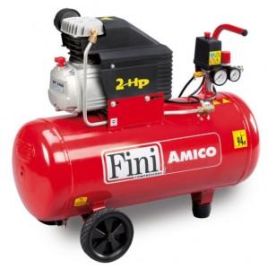 poza Compresor cu piston coaxial Fini Amico  8bar 50L