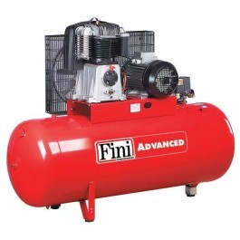 poza Compresor cu piston si transmisie prin curea Fini Advanced 10bar 500L
