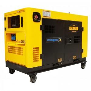 poza Generator insonorizat Stager YDE12T3, 3000rpm, diesel, trifazat