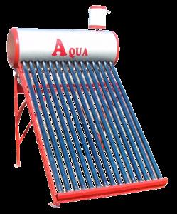 poza Panou solar cu tuburi vidate cu boiler atasat de 90 l Aqua SP-470