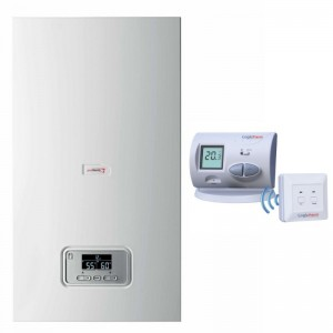 poza Pachet centrala termica electrica Protherm Ray 28 kW model nou 2019 + Termostat ambient wireless