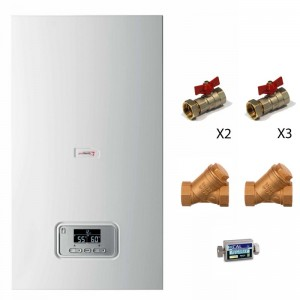 poza Pachet centrala termica electrica Protherm Ray 6 kW model nou 2019 +  pachet instalare centrala electrica