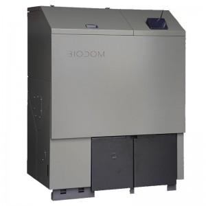 poza Centrala termica pe peleti Biodom Double Fan 54 - 51.6 kW