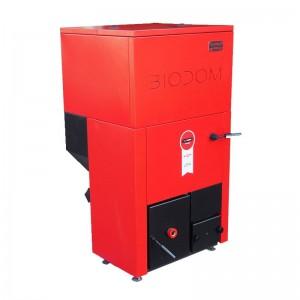 poza Centrala termica pe peleti Biodom Double Fan 21 - 22.7 kW
